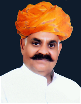 Shri V. P. Singh Badnore, Administrator, Chandigarh