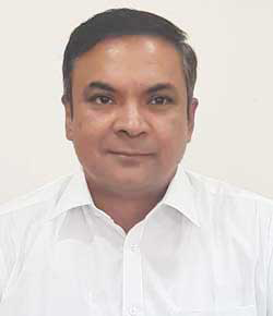 Shri Prashant Kumar Singh, (IAS) Chief Electoral Officer, Manipur