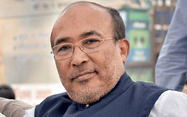 Chief Minister, Manipur
