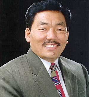 Chief Minister, Sikkim