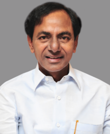 Shri K. Chandrashekhar Rao, (TRS) Chief Minister, Telangana